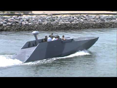 2 Navy Seal Boats