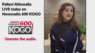 (4/24/19) Trump's census citizenship question || 600 KOGO San Diego