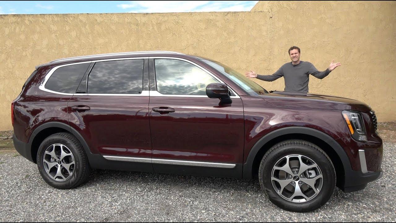 5ddd9ad77e849 The 2020 Kia Telluride Is Kia s New Family SUV - YouTube