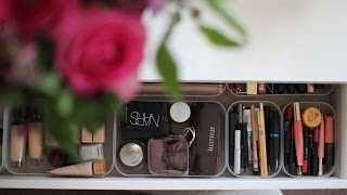 One of The Anna Edit's most viewed videos: Makeup Collection & Storage | ViviannaDoesMakeup