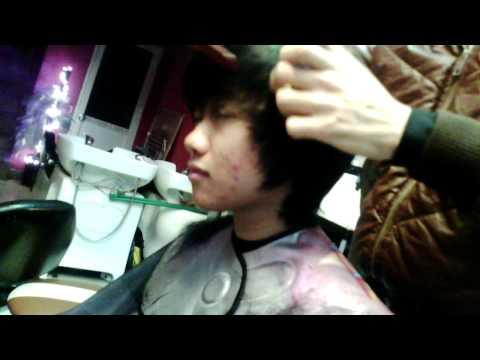 địa chỉ dạy nghề cắt tóc nữ UY TÍN HÀ NỘI ép uốn nhuộm sấy 3D KORIGAMI