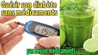 guérir son diabète sans médicaments! - Nouveau - conseils