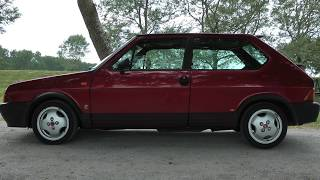 Fiat Ritmo Abarth 130 TC Strada  2011 (HD - pure sound)