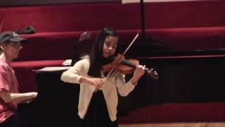Humoresque Violin Solo by Emilee (8)