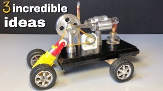 3 incredible ideas - Amazing Homemade inventions