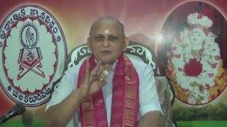 Viveka Chudamani : Day 93 : Shlokam 368 369 : By Sri Chalapathirao