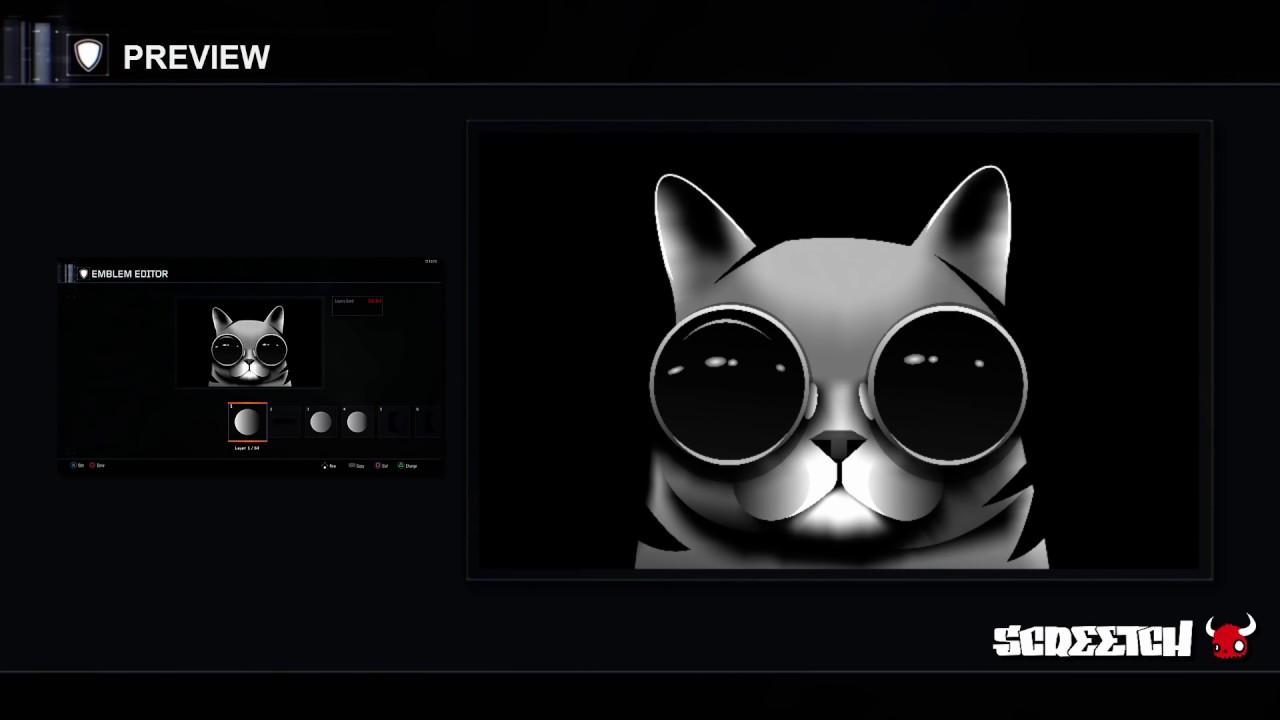 Cool black ops 2 emblems tutorial.