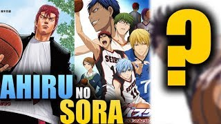 Ahiru No Sora - The Next Great Basketball Anime Is On The Way?
