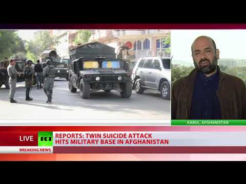 Attack on Afghanistan military base kills at least 43 - Defense Ministry