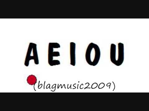 AEIOU Song - Slower Version for Learning
