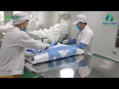 EPP 1000kg 500kg 2000kg BAFFLE BULKA BAG BUILDER BAG FIBC ...