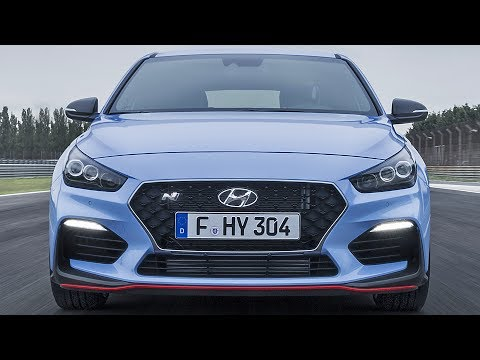 Hyundai i30N 2018 Ready to fight Golf GTI YOUCAR