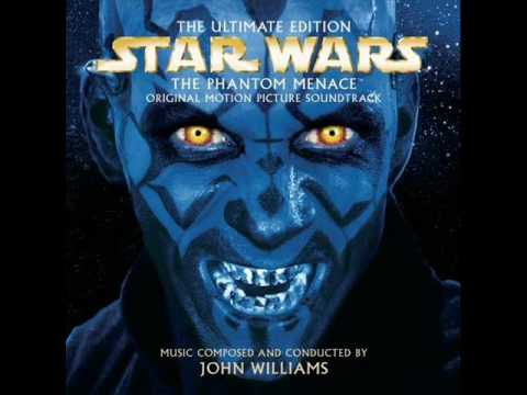 Star Wars: Episode 1 Soundtrack. The Ultimate Edition! Final Duel/Space Battle
