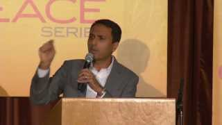 The Living Peace Series with Eboo Patel