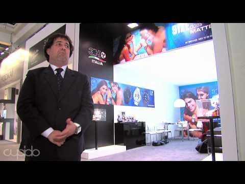 Cupido Designs  -- Baselworld 2010 -- 3H Italia interview
