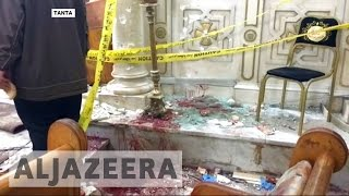Egypt under emergency after Coptic church blasts