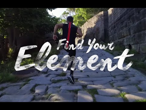Find Your Element –  Nathan McCallum