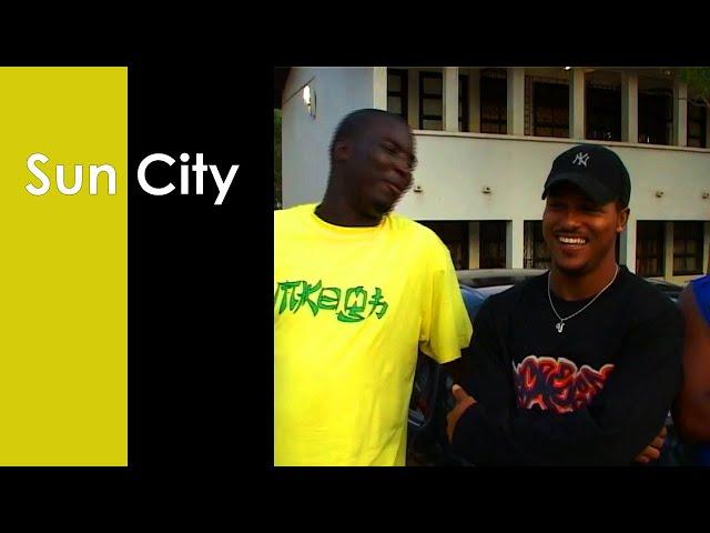 Sun City - The Prank Part 1 | TV SERIES GHANA