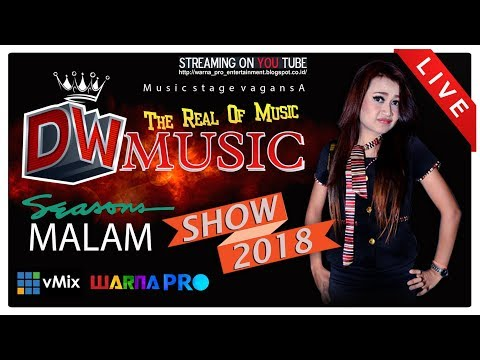 LIVE DW MUSIC PART MALAM EDISI:07-07-2018 | DS.PRAPATAN-PURWADADI-SUBANG