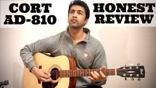 Cort AD 810 - Best Beginner Guitar? Review & Sound Demo