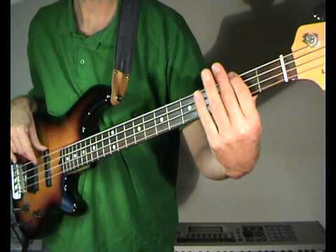 Sam & Dave - Hold On I'm Comin' - Bass Cover
