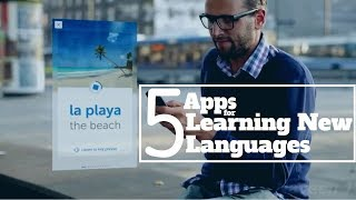 5 Best Android Apps for Learning New Languages