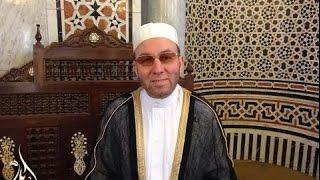 تعليق وزير الاوقاف على قرار منع محمد جبريل من الخطابة