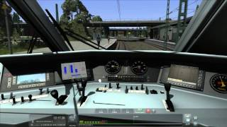 Train Simulator 2014 - Officer Speirs - Ricky Bobby