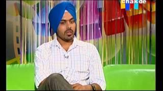 Shavi singh | ptc chakde show | first look