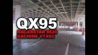Download lagu QX95 Acro Parking Eachine VTX03 MP3