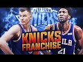 EMBIID IS UNSTOPPABLE! KNICKS FRANCHISE EP.11 | NBA 2K19