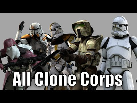 All Clone Corps