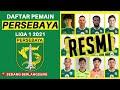 Skuad Pemain Persebaya Surabaya Liga 1 2021