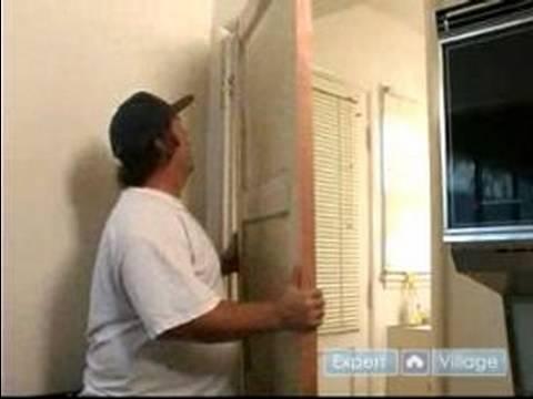Superbe How To Update An Old Door : How To Put A Door On Its Hinges