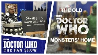 The Old Monsters Home - Doctor Who: The Fan Show
