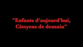 """Résidence d'artiste - """"Enfants d'aujourd'hui, Citoyens de demain"""" - Quentin Léonard (Officiel)"""