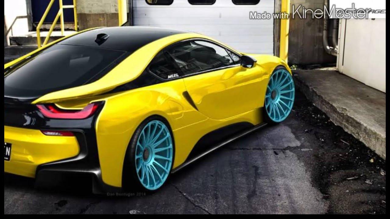 BMW I8 Custom >> Bmw I8 Custom Youtube