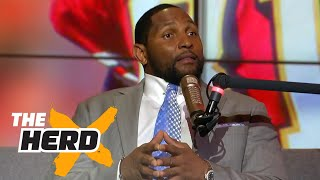 Ray Lewis offers Terrell Owens advice to help his Hall of Fame chances | THE HERD