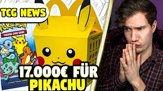 500.000$ für Glurak & FAKE Ebay Auktion 😡🔥 Pokemon TCG News