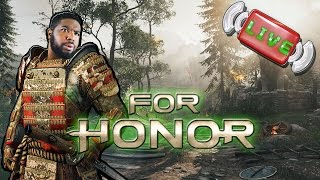 [LIve] For Honor {PS4 Pro} {1080p 60fps} Gameplay (KahlKahl Game Review Airs Tuesday!)