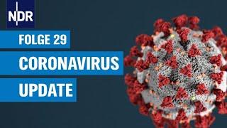 """Coronavirus-Update #29: """"Tests müssen gezielter eingesetzt werden""""   NDR Podcast"""