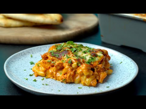 Delicious Chicken Tikka Mac-sala Recipe