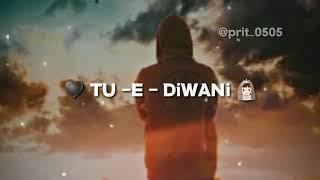Tadpaye mujhe teri sabhi batein / whatsappstatus video / ringtone