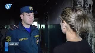 Сотрудниками МЧС ДНР проводятся профилактические мероприятия по предупреждению пожаров