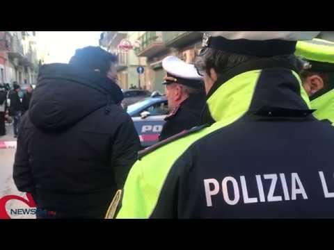 BARLETTA | Sparatoria in via Dicuonzo, un morto a Barletta