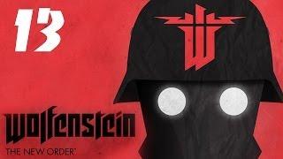 Wolfenstein The New Order Gameplay Walkthrough Part 13: Lost Toys