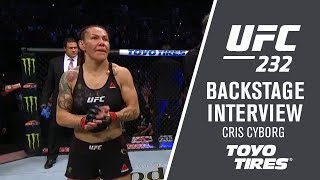 UFC 232: Cris Cyborg - 'This Is The Game'