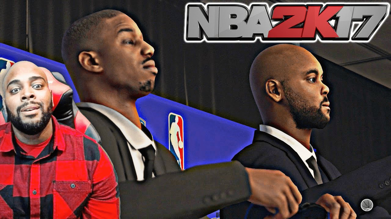NBA 2K17 PS4 MyCAREER Gameplay - MY NBA DRAFT DAY SUCKED! MEETING JUSTICE  YOUNG (EP 9) - YouTube