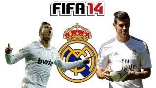 FIFA 14 - Real Madrid Career Mode Ep. 1