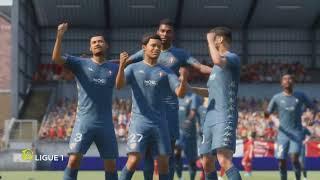 Multiplex Ligue 1 9ème Journée FIFA 21
